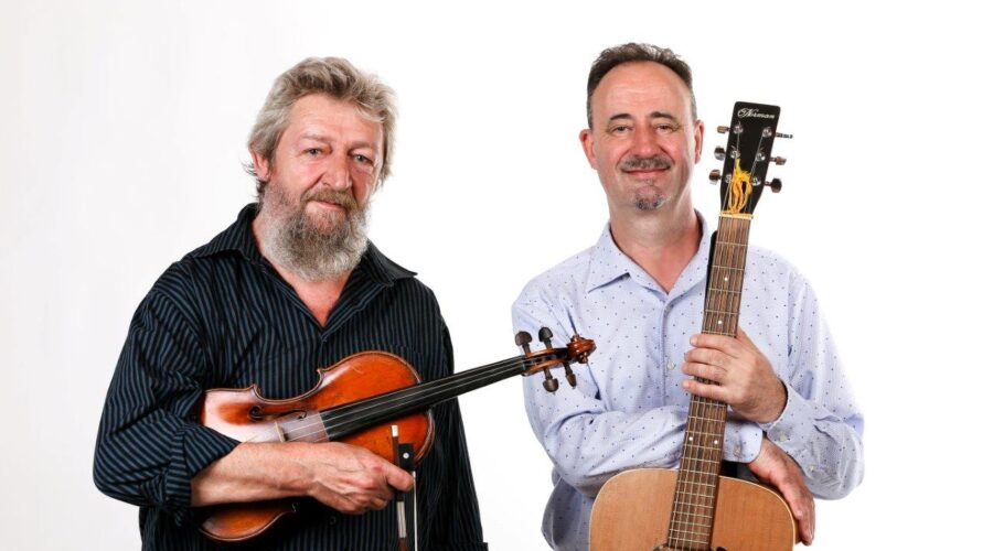 Klassisk keltisk folkemusik fra Irland – havekoncert d. 4. august